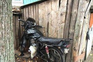 Житель Рівненщини вкрав скутер у знайомого, який поїхав на заробітки (Фото)