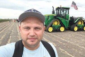 Щопривіз зАмерики «німецький» фермер Павло Давидюк?