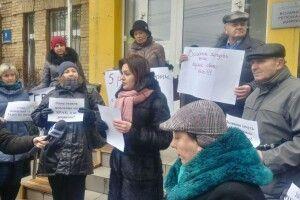 Сьогодні у Луцьку мітингують за регіональне радіо та телебачення