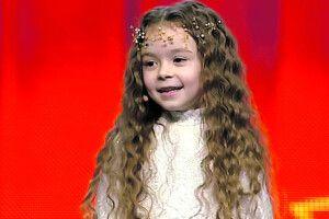 6-річна волиняночка своїм знанням Біблії дасть фору ісвященику (Відео)