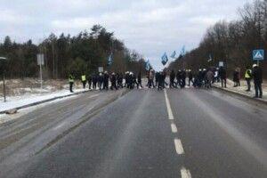 Львівські шахтарі протестували. Волинські покладають надії напрем'єр–міністра