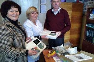 Дві сільські амбулаторії у Здолбунівському районі отримали нове медичне обладнання