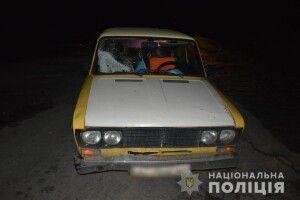 У Турійському районі автомобіль збив перехожого