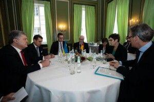 Порошенко у Мюнхені: «Україна якомога швидше має стати членом НАТО»