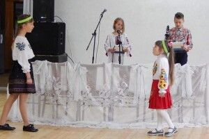 Юні рожищенські артисти вразили глядачів