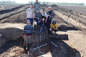 І після «чорних археологів» місця середньовічних поховань цікаві для археологів