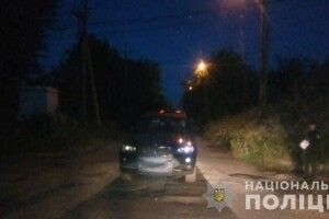 У Луцьку поліція розслідує ДТП у якій постраждав малолітній велосипедист