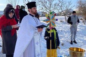 На Київщині священник Назарій Бігун дав обітницю Господові: не стригтися, поки не збудує храм