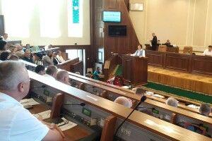 Новим головою Волинської обласної ради стала Ірина Вахович