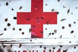 «Для ворожих снайперів немає правил: медики дляних— бажані мішені»