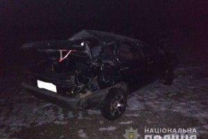 П'янезний 22-річний водій глупої ночі злетів у кювет: переломи та забої одержали дві юні пасажирки