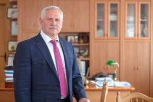 Як Віктор Сапожніков привітав нововолинських шахтарів