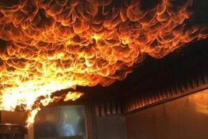 У пожежі на Іваничівщині обгорів молодий чоловік