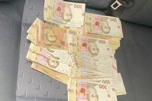 У Ковелі розкрадач бюджетних коштів намагався дати прокурору 10 тисяч гривень хабара (фото)