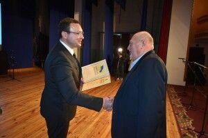 Любешівчанина нагородили відзнакою волинської облдержадміністрації