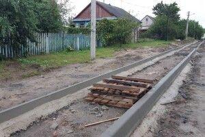 У Рожищі розпочали ремонт дороги на вулиці Героїв УПА