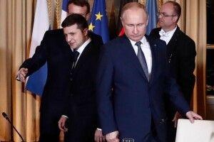 Путін злякався зустрічатися із Зеленським на Донбасі: хоче лише в Москві