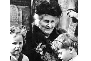Марія Монтессорі ічерез 100 років продовжує рятувати хворих дітей
