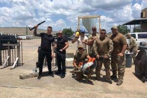 «ДОЗОР» та «SWAT» провели спільний тренінг в США (Відео)