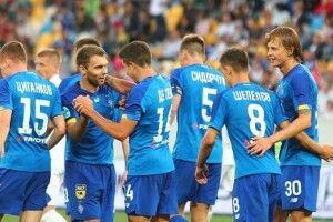 Визначилися суперники «Динамо» та ФК «Олександрія» у Лізі Європи