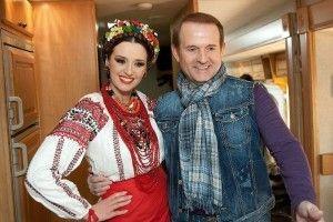 Дружина Медведчука Марченко заявила, що українці стануть «плем'ям третього сорту» без російської мови