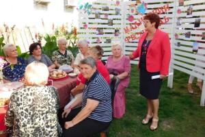У Рожищенському територіальному центрі відбувся «Малиновий фестиваль»