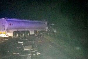 Дев'ять пасажирів рейсового автобуса загинули у нічній ДТП