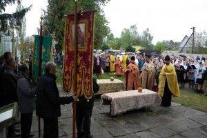 У Берестечку відродили давню церковну традицію спільної молитви