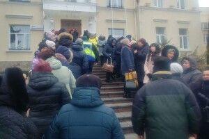 Битва за ринок: Луцькрада «пустила грейдери на підприємців» і здаватися не збирається