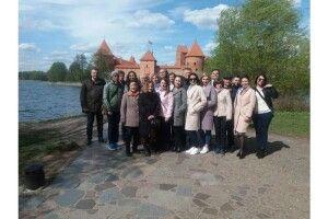 Луцька міська рада розпочала проектну співпрацю із литовським Тракаєм