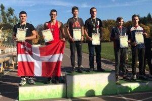 Старовижівці стали срібними призерами Чемпіонату України зі спортивного орієнтування
