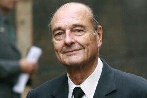 Помер експрезидент Франції Жак Ширак