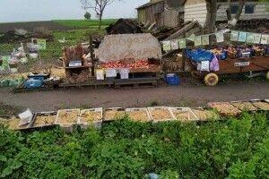 На Львівщині відкрили базар без… продавців