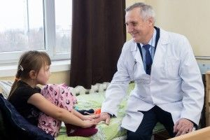 Півстоліття умедицині хірурга Ростислава Вдовіна