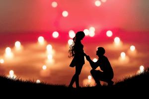Романтична легенда: І зтого часу Кохання сліпе