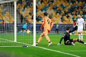 «Динамо» у Києві поступається «Ювентусу» з рахунком 0:2 (Відео)