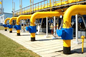 Запаси газу в підземних сховищах перевищили 21 мільярд кубометрів