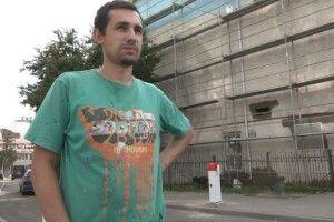 Мурал вуличного художника прикрасить корпус Східноєвропейського національного університету