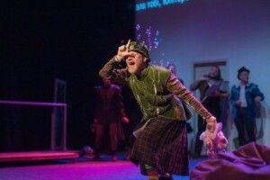Ветерани АТО стали акторами і грають у шекспірівських комедіях
