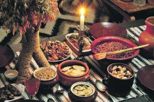На столі 12 страв пісних, кутя — найголовніша серед них