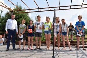 Юні туристи зі Штуня стали переможцями «Прибузької ватри»