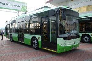 4 луцькі тролейбуси поїдуть до Херсона