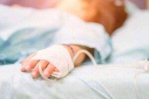 Лікар розповів про стан трирічної дівчинки, яку збив автомобіль на Волині