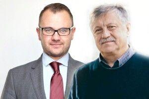 Ігор Поліщук іБогдан Шиба змагатимуться запосаду очільника Луцька удругому турі