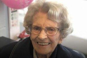 Від коронавірусу одужала 106-річна жінка