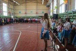 На Любешівщині збудували новий спортзал