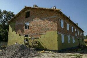 У Рівненському гарнізоні триває будівництво житла для військових-контрактників