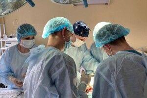 У Ковелі лікарі 59-річному пацієнту врятували життя