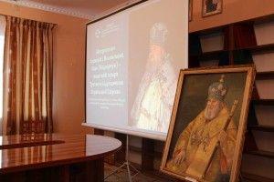 Провели круглий стіл, присвячений Митрополиту Луцькому і Волинському Іоану (Боднарчуку)