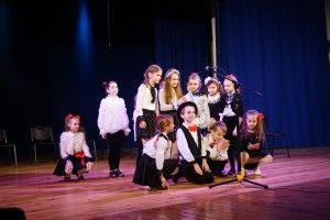 Театральна студія «Бешкетники» до дня народження Лесі Українки поставила прем'єру на великій сцені (ФОТО, ВІДЕО)
